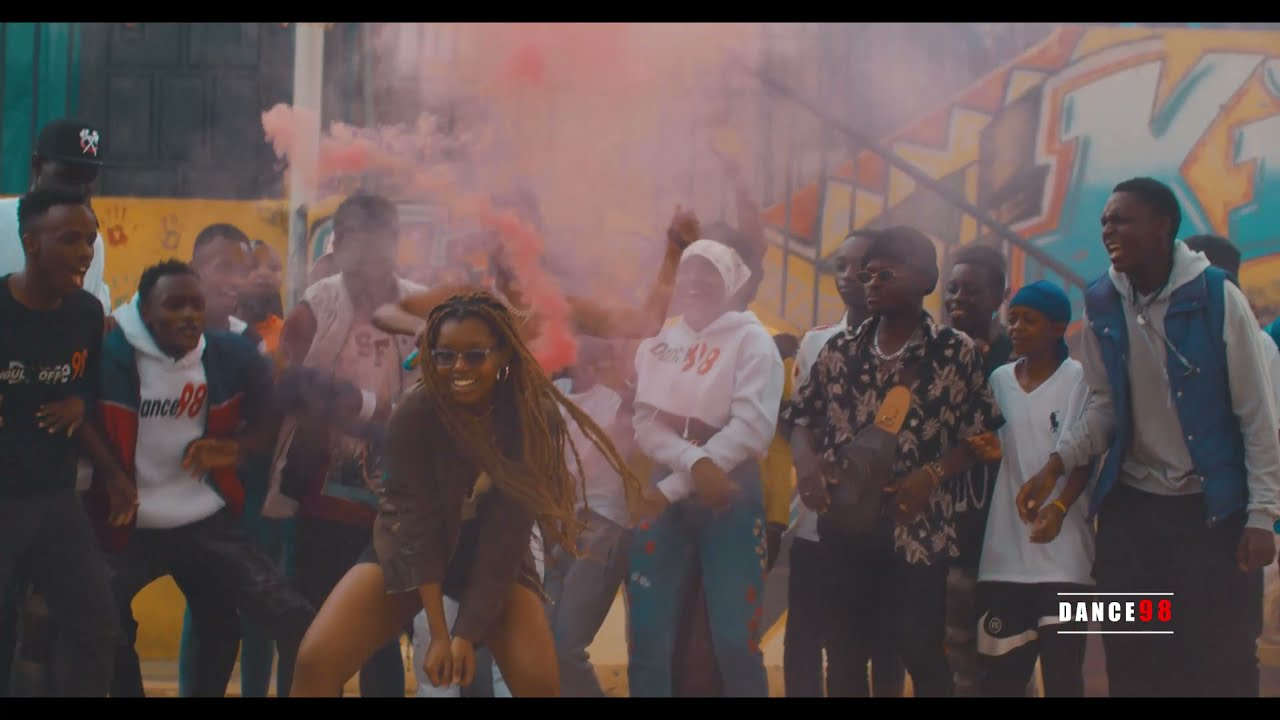 Download Mastar VK - MMHHH ft  Dance 98  [OdiDance Video]