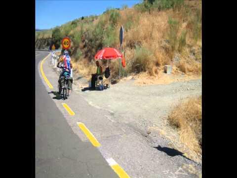 Camino de Santiago en BTT 2013. 7ª Etapa. Cáceres