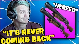 NINJA Confirmed Epic Will Never Bring *DOUBLE PUMP* Back!