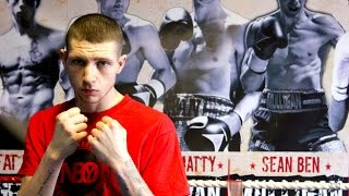 'Fat Boy' Chris Monaghan prepared for a debut victory