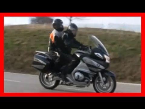 BMW R1200RT test ride / Motorrad Test von 1000PS