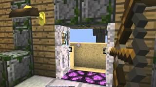 Le Chasseur de monstre dans Minecraft:L