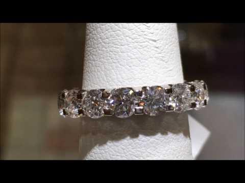 Diamond ring at DK Gems VOTED BEST St Maarten jewelry stores