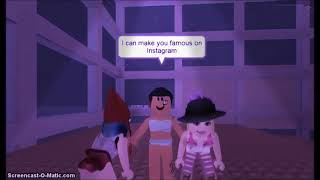 A gross YouTube video of Roblox xD
