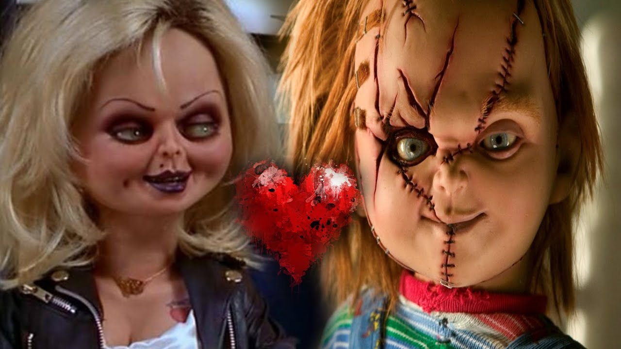 Chucky & Tiffany Historia de Amor | Love story