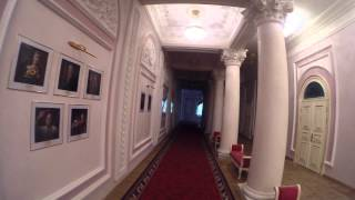 Театр Кропивницкого. Город Кировоград.