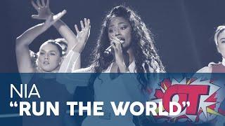 RUN THE WORLD GIRLS - NIA GALA 5 OT 2020