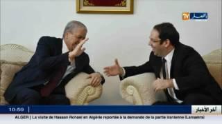 سلال والشاهد يترأسان الدورة الـ 21 للجنة  الجزائرية التونسية الكبرى