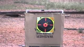 io ak47 shooting a 230 yard shot