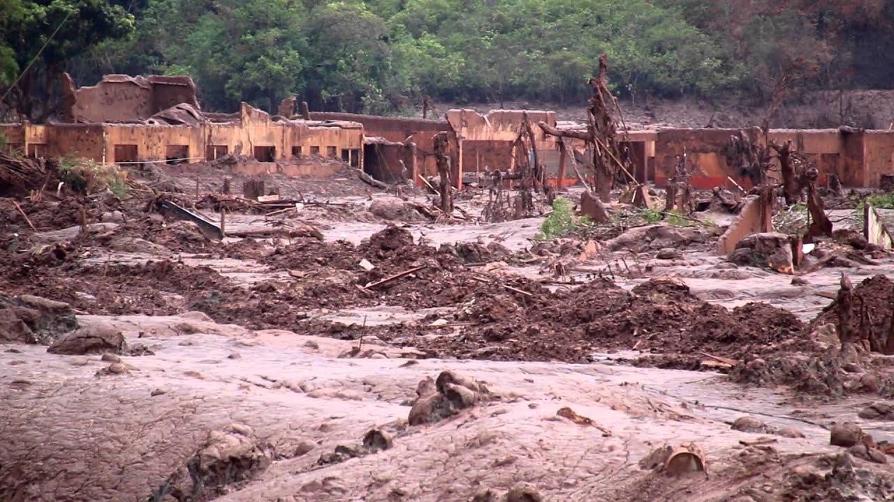 Expedi 231 227 O Documenta Desastre Ambiental Em Mariana Mg