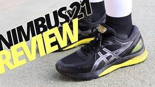 Asics Gel Nimbus 21 REVIEW