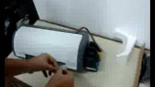 Impresora HP D1560 + Sistema #51