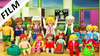 Playmobil Film deutsch | CHAOS in Luxusvilla | ALLE WOLLEN bei FAMILIE VOGEL übernachten Kinderfilm