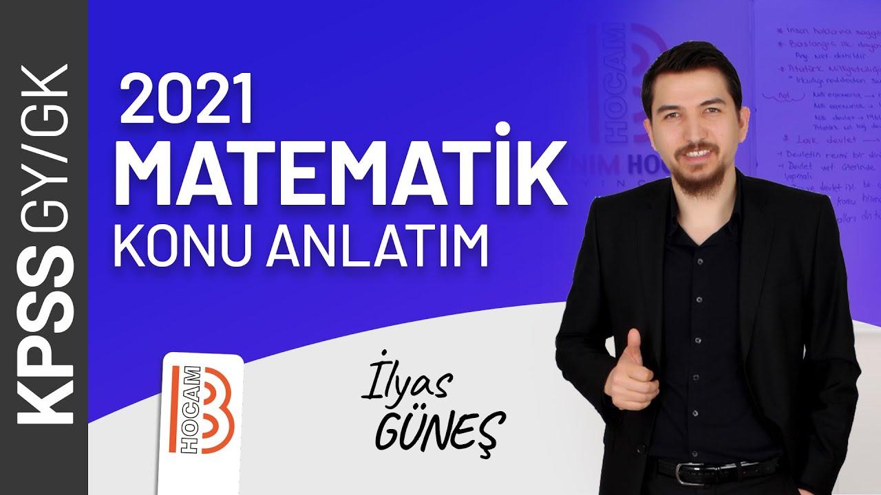 11) Sayı Basamakları - I - İlyas Güneş (2017)