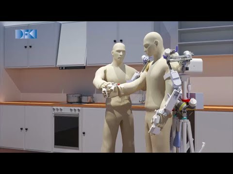 Recupera-Reha: Animation of the operating principle and usage of the systems