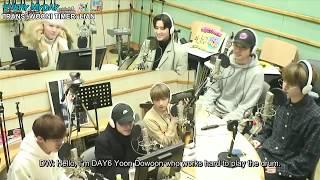 180206 Lee Hongki's Kiss the Radio with DAY6 and Jeong Sewoon [ENG SUB]