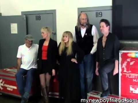 Fleetwood Mac - THE DANCE Rehearsal Interview + Performances Part 1/4