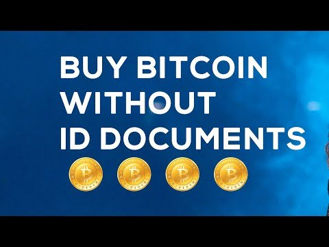 How To Buy Bitcoin Without ID / Verification