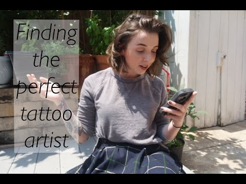 PR: How to find the perfect tattoo artist!