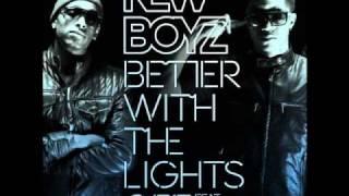 NewBoyz ft Chris Brown - Better With the Lights Off Lyrics (HD)