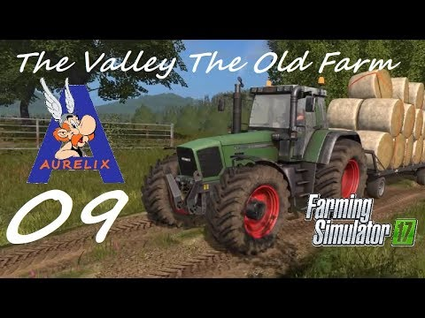 FS17 Season PS4 The Valley The Old Farm 09: a summer on the farm!