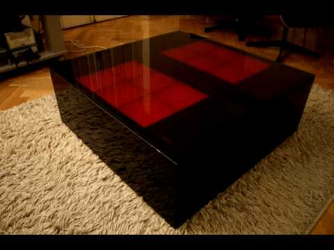 Daft punk table do it yourself youtube - Table daft punk ...