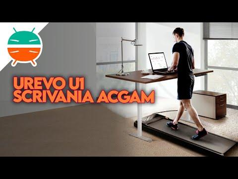Tapis roulant Xiaomi e scrivania elettrica: LA MIA RISPOSTA allo smart working | Recensione