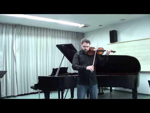 Paganini Caprice No.17 - Petteri Iivonen