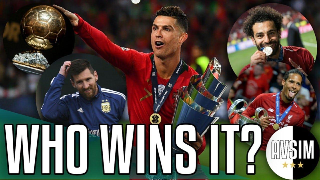 Ronaldo Vincerà Il Pallone D Oro 2019 Speciale Avsim