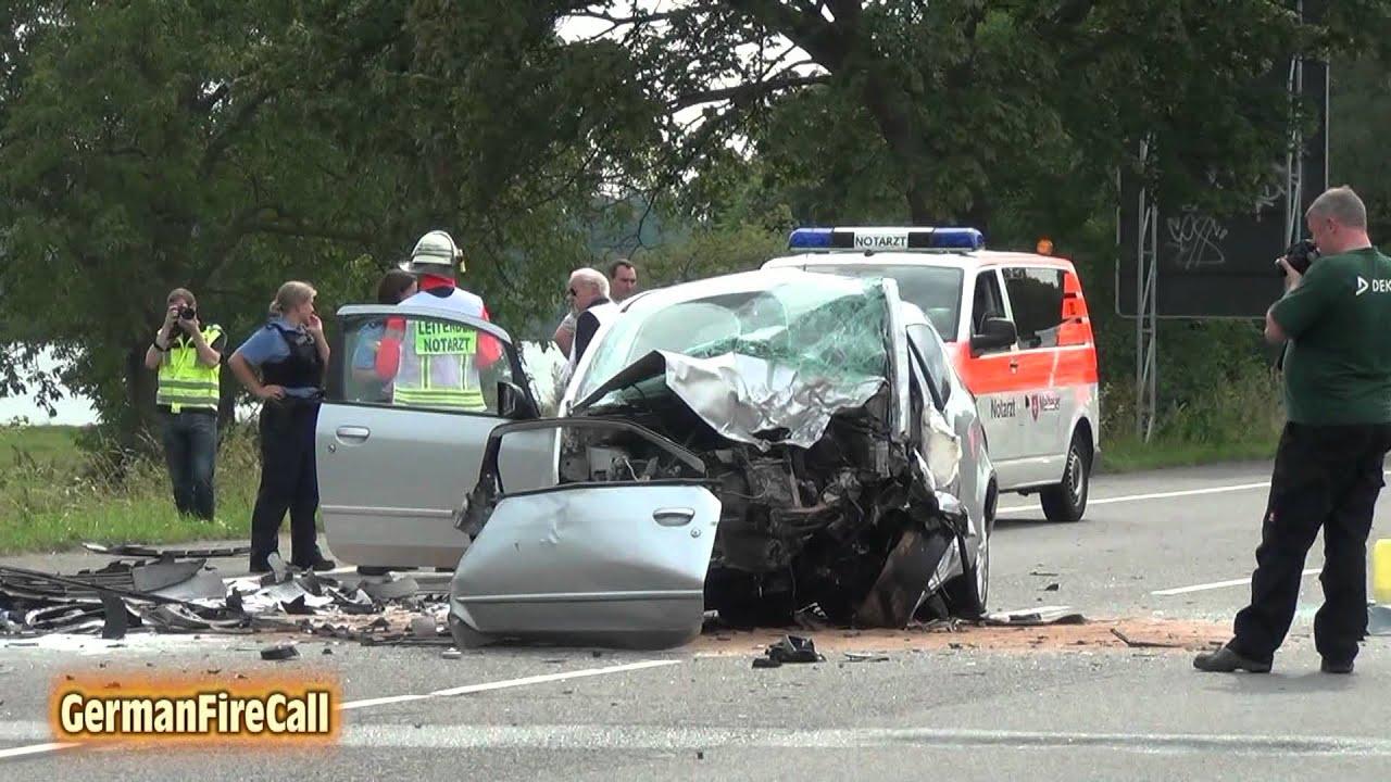 Tödlicher Verkehrsunfall B42 bei Oestrich - 29 Jähriger stirbt bei ...
