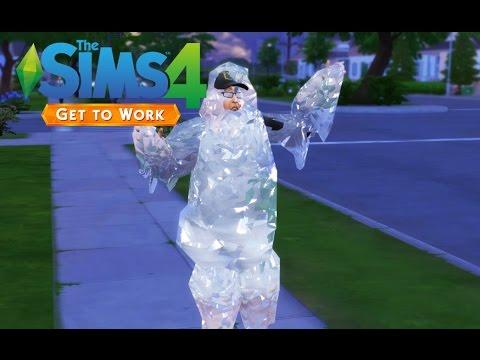 The Sims 4 - Get to Work kiegészitő - Magyar