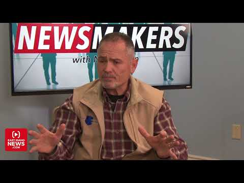 East Idaho Newsmakers: Pistol in the Pulpit Pastor Tim Rupp