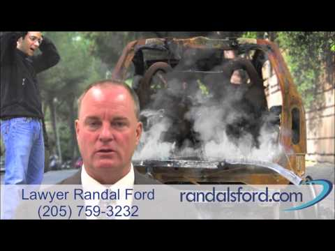Vehicle Fire /  Fuel Fed Fire - A Few Minutes and the Law
