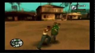 Como reclutar a Big Smoke fuera de las misiones (GTA San Andreas)