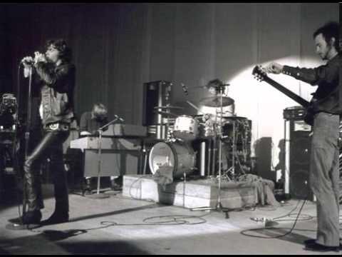 & The Doors - Peace Frog/ Blue Sunday (Rehearsal 1969) - YouTube