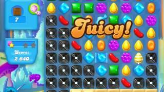 Candy Crush Soda Saga level 144 (3 star, No boosters)