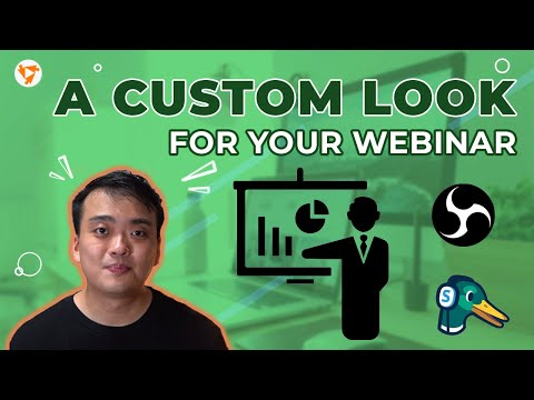 How to use OBS and Streamyard for your webinar or virtual event. from YouTube · Duration:  8 minutes 38 seconds