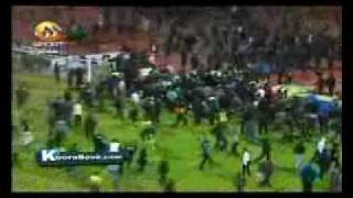 Al Masry vs AL Ahly - UNSECURED FIGHT 2012