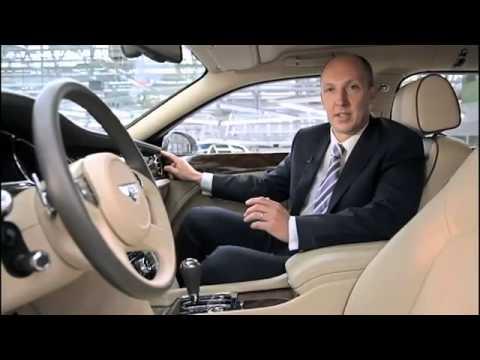 Bentley Mulsanne 2013 Walk Around Interior In Detail ...