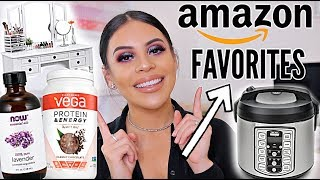 AMAZON FAVORITES *part 2* MUST HAVE FURNITURE + RANDOM MUST HAVES! | JuicyJas
