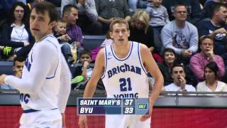 Men's Basketball - Saint Mary's Highlights