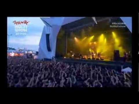Helloween - Live Now! - Rock in Rio 2013