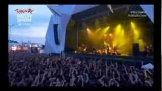 Helloween - Live Now! - Rock in Rio 2013