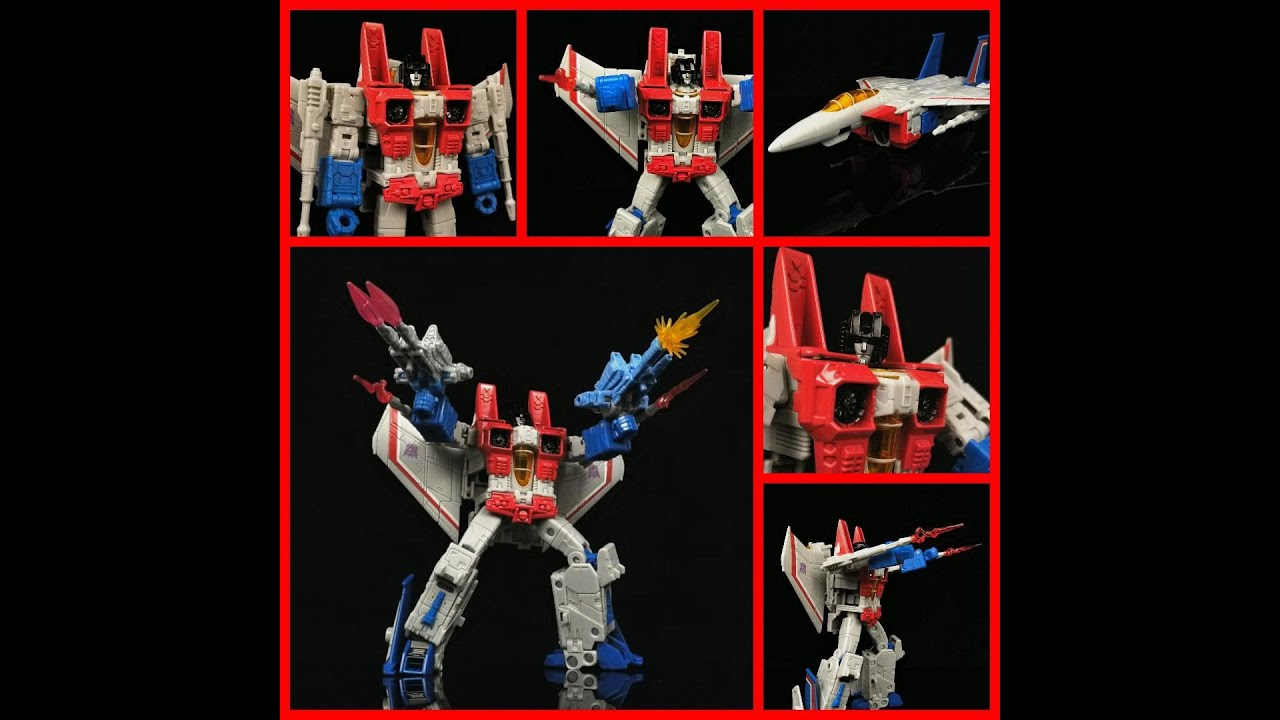 My Thoughts on WFC Earthrise Starscream by Deluxe Baldwin