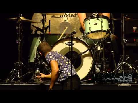 The Killers    Hangout Festival 2014   HD full