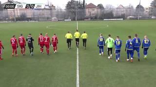 ZÁZNAM   SK Sigma Olomouc - FC Vysočina Jihlava