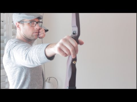 Gear Review! Ragim Matrix Recurve Bow