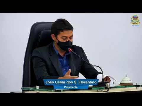 Sessão Ordinária da Câmara Municipal de Nerópolis 10/08/2020