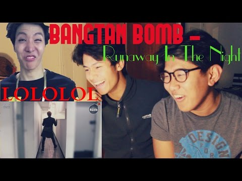 [BANGTAN BOMB] Runway In The Night REACTION!!! (IMPORTANT ANNOUNCEMENT!!)