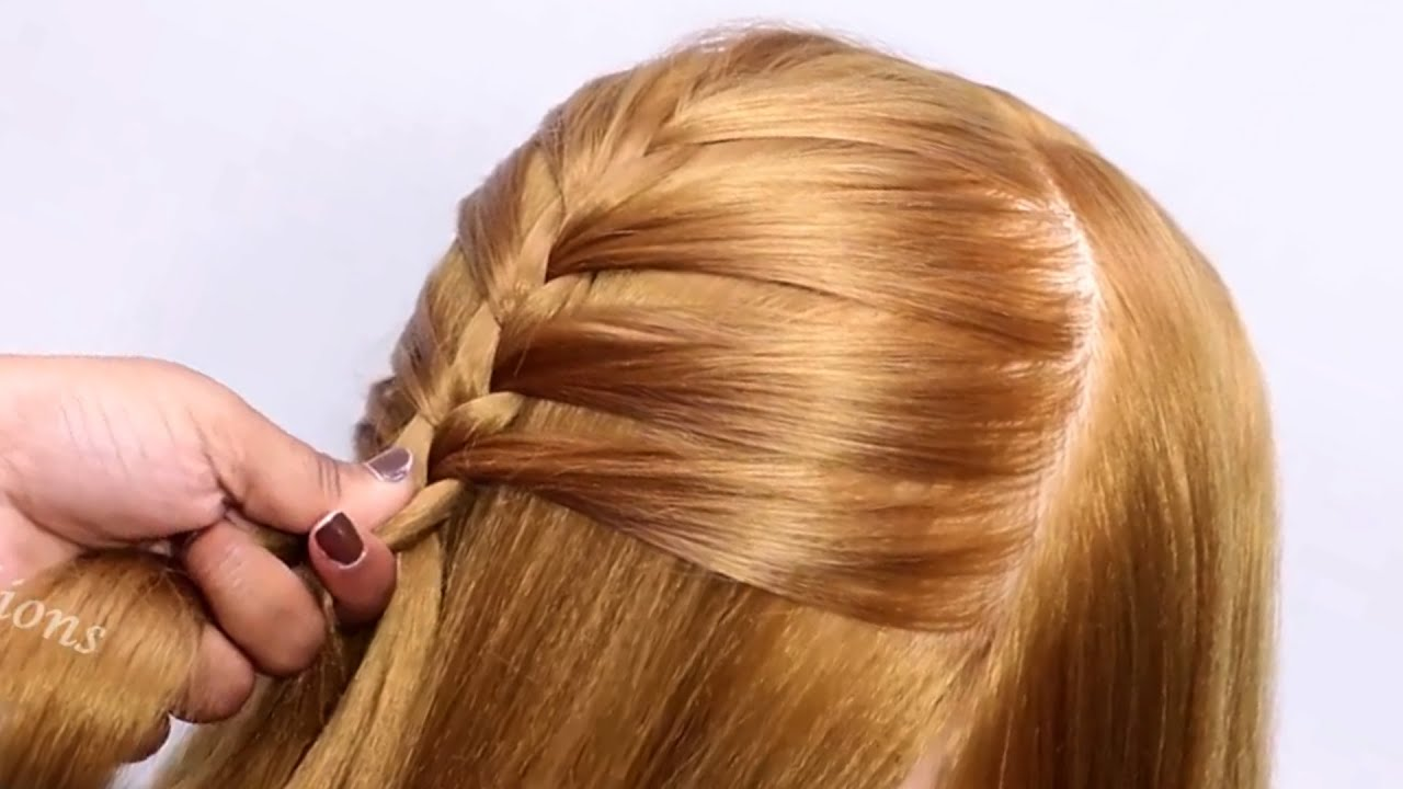 New Hair Style For College Party Girls New Hairstyles For Short Hair Latest Girl Hairstyles Youtube